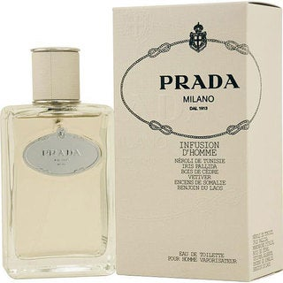 Prada Infusion D'Homme Men's 1.7-ounce Eau de Toilette Spray