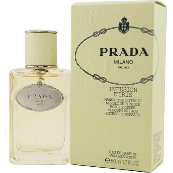 Prada Infusion D'Iris Women's 1.7-ounce Eau de Parfum Spray