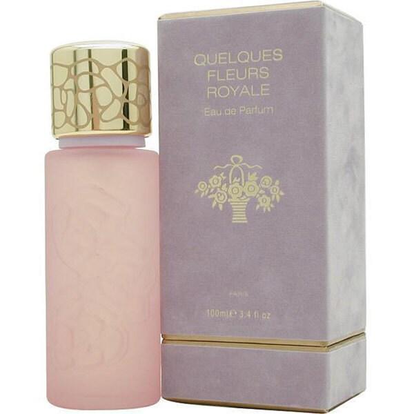 Quelques Fleurs Royale Women's 3.3-ounce Eau de Parfum Spray
