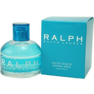 Ralph Lauren Ralph Women\u0026#39;s 3.4-ounce Eau de Toilette Spray