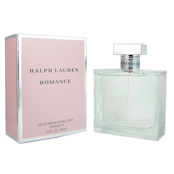 f571ba01e881 Shop Ralph Lauren Romance Women s 3.4-ounce Eau de Parfum Spray - Free  Shipping Today - Overstock - 4363212