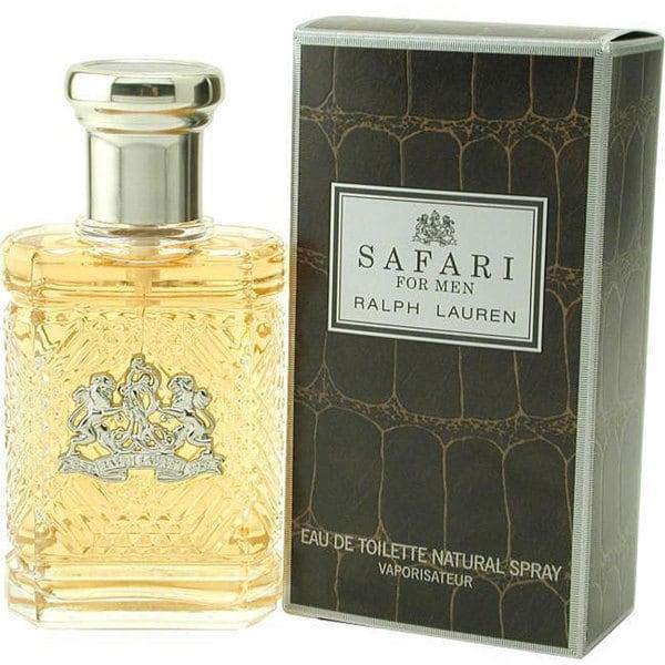 Ralph Lauren Safari Men's 2.5-ounce Eau de Toilette Spray