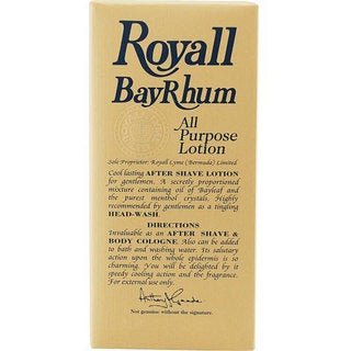Royall Fragrances Royall Bayrhum Men's 4-ounce Aftershave Lotion