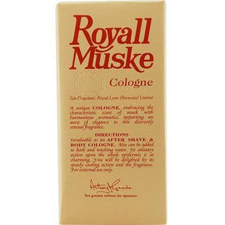 Royall Muske Men's 4-ounce Aftershave Cologne Spray|https://ak1.ostkcdn.com/images/products/4363240/P12332231.jpg?impolicy=medium