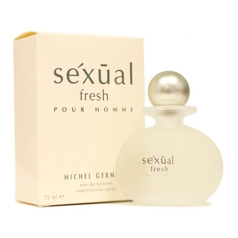 Michel Germain Sexual Fresh Men's 2.5-ounce Eau de Toilette Spray