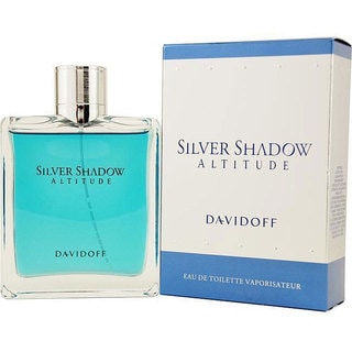 Davidoff Silver Shadow Altitude Men's 1.7-ounce Eau de Toilette Spray