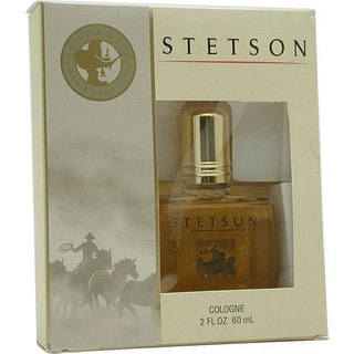 Coty Stetson Men's 2-ounce Cologne