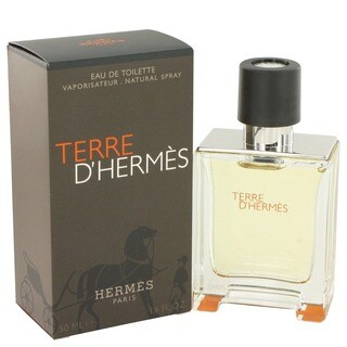 Hermes Terre d'Hermes Men's 1.6-ounce Eau de Toilette Spray