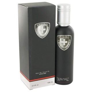Swiss Guard Men's 3.4-ounce Eau de Toilette Spray