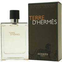 Hermes Terre d'Hermes Men's 3.3-ounce Eau de Toilette Spray