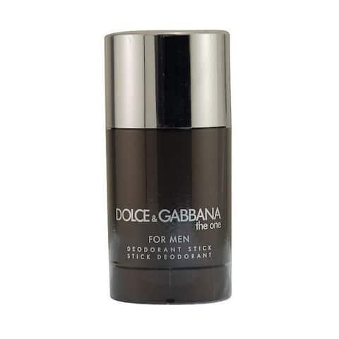 Dolce & Gabbana The One Men's 2.4-ounce Deodorant Stick