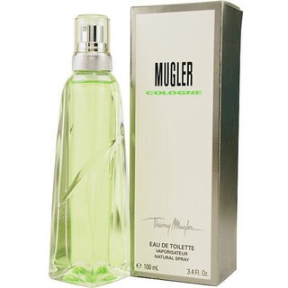 Thierry Mugler Cologne Unisex 3.4-ounce Eau de Toilette Spray