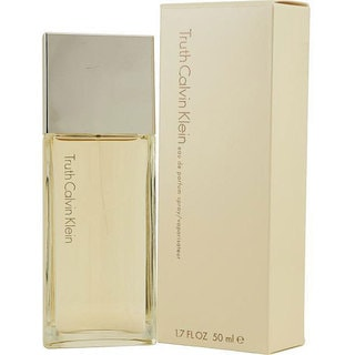 Calvin Klein Truth Women's 1.7-ounce Eau de Parfum Spray