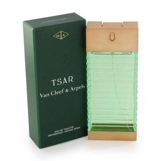 Van Cleef & Arpels Tsar Men's 1.6-ounce Woody Eau de Toilette Spray