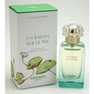 Hermes Un Jardin Sur le Nil Women's 1.6-ounce Eau de Toilette Spray