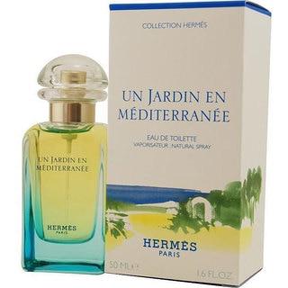 Hermes Un Jardin En Mediterranee Women's 1.7-ounce Eau de Toilette Spray