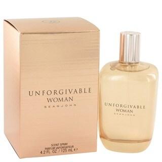 Sean John Unforgivable Women's 4.2-ounce Parfum Spray