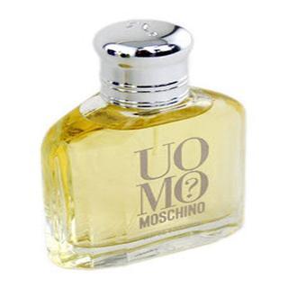 Uomo Moschino Men's 2.5-ounce Eau de Toilette Spray