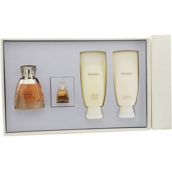 Vera Wang Women's 4-piece Fragrance Set