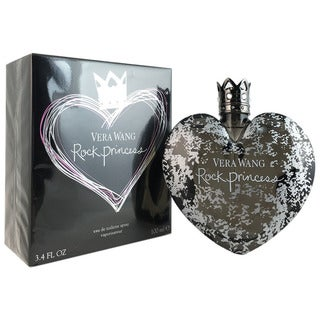 Vera Wang Rock Princess Women's 3.4-ounce Eau de Toilette Spray
