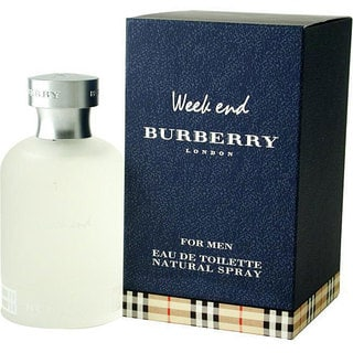 Burberry Weekend Men's 1.7-ounce Eau de Toilette Spray
