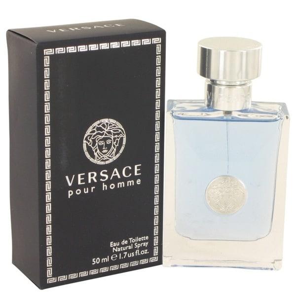 Shop Gianni Versace Pour Homme Mens 17 Ounce Eau De Toilette Spray
