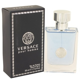 Gianni Versace Pour Homme Men's 1.7-ounce Eau de Toilette Spray