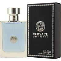 Gianni Versace Pour Homme Men's 3.4-ounce Eau de Toilette Spray