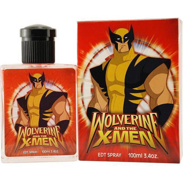 X-Men Wolverine Men's 3.4-ounce Eau de Toilette Spray