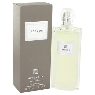 Givenchy Xeryus Men's 3.3-ounce Eau de Toilette Spray