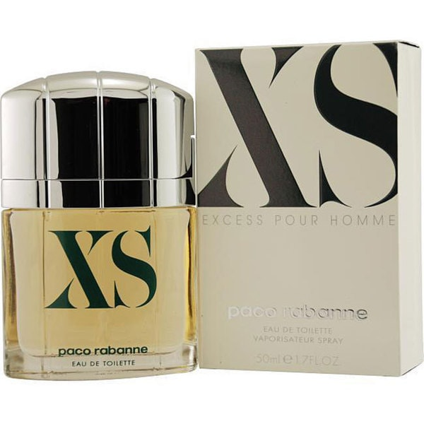 d60fd6e8b4b0a8 Shop Paco Rabanne Xs Men s 1.7-ounce Eau de Toilette Spray - Free Shipping  On Orders Over  45 - Overstock.com - 4363666