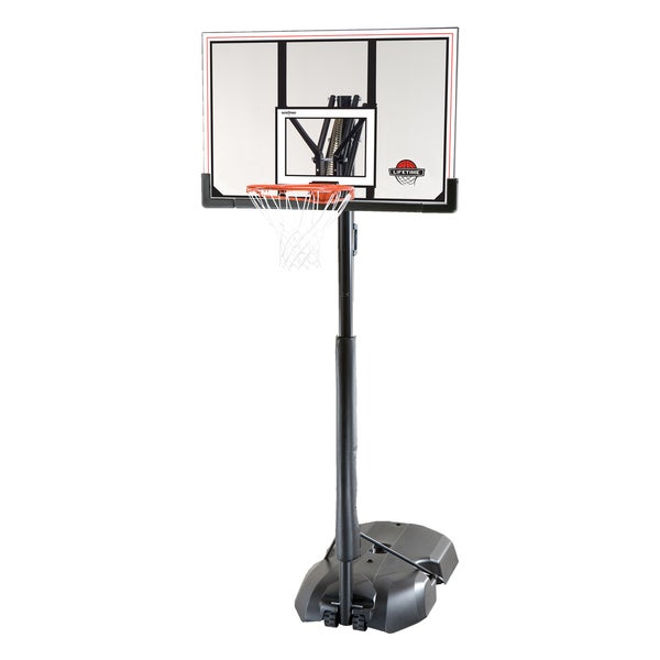 Lifetime 50-inch Portable Basketball System - Free ...