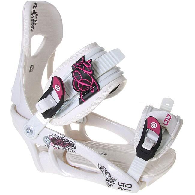 LTD LT250 Women's Snowboard Bindings (Size 3-6)