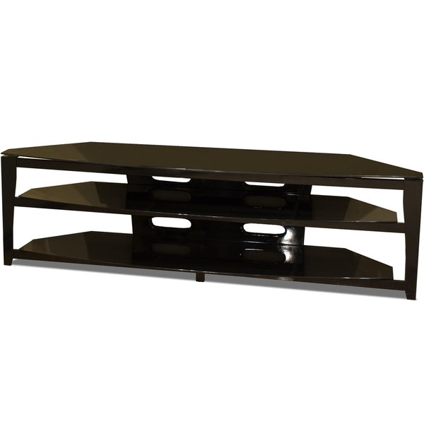 Shop Techcraft Sorrento Bce72 Flat Panel Tv Stand Free Shipping