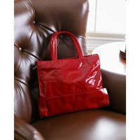 Cosmo Italian Leather Handbag