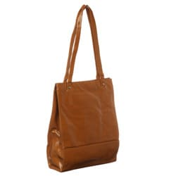 Abbyson Living Cosmo Italian Leather Slim-Style Handbag