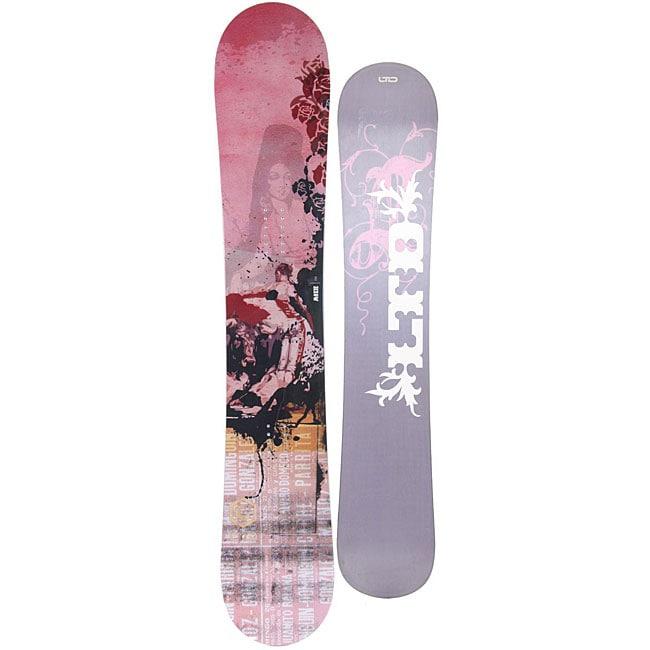 LTD Moxie Women's 154 cm Snowboard