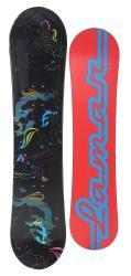 Lamar Pixie 115 cm Children's Snowboard