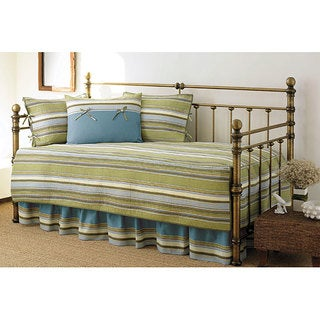 Fresno 5-Piece Cotton Quilted Daybed Cover Set