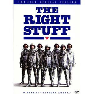Right Stuff - Special Edition (DVD)