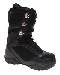 LTD Classic Men's Black Snowboard Boots - Thumbnail 2