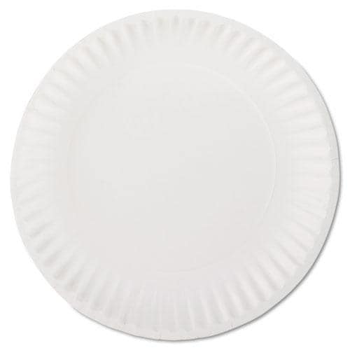 AJM Packaging Corporation Paper Plates (Case of 1000)