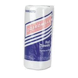 Boardwalk Household Perforated Paper Towel Rolls (Case of 30 Rolls)