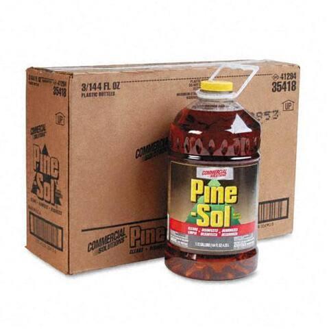 Clorox Pine-Sol Cleaner Disinfectant Deodorizer (Pack of 3)