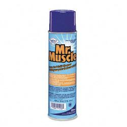 Mr. Muscle Oven & Grill Cleaner (Case of 6)