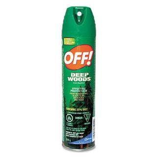 OFF! Deep Woods 6 oz Aerosol Can (Case of 12). Opens flyout.