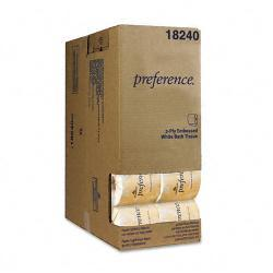 Preference Two-Ply Embossed Bathroom Tissue in Dispenser Box (Case of 40 Rolls)
