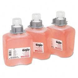 GOJO FMX-12 Cranberry Foam Hand Wash Refill (Case of 3)