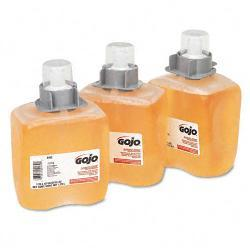 GOJO FMX-12 Orange Blossom Foam Hand Wash Refill (Case of 3)