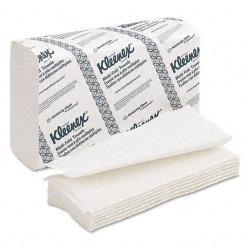 Multi-Fold 9-1/4-inch x 9-1/2-inch White Paper Towels (Case of 1200)